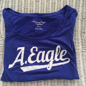 American Eagle long sleeve t-shirt.